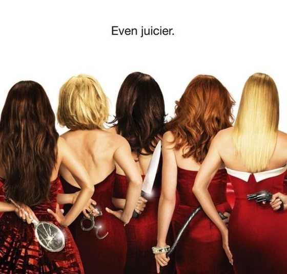 Telefilm Therapy #2 – Desperate Housewives
